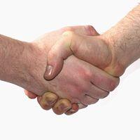 рукопожатие, сотрудничество, дружба