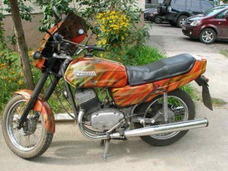 мотоцикл jawa 350 634